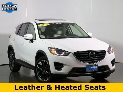 Certified Pre-Owned 2016 Mazda CX-5 Grand Touring GRAND TOURING TECH PACKAGE