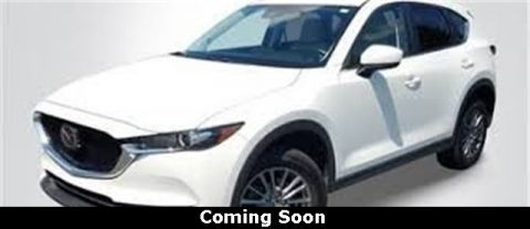 Certified Pre-Owned 2017 Mazda CX-5 Sport All Wheel Drive