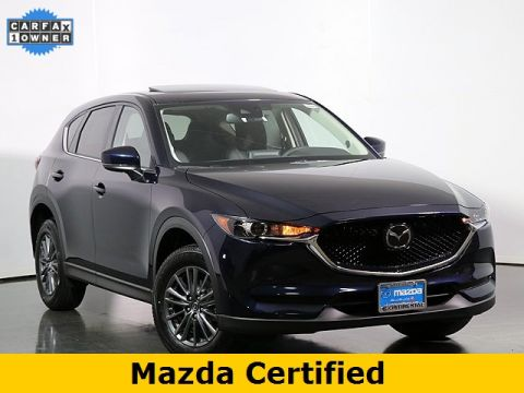 Certified Pre-Owned 2019 Mazda CX-5 Touring Preferred Equipment Package