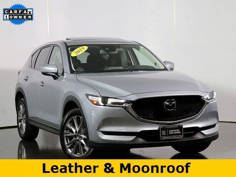 Certified Pre-Owned 2019 Mazda CX-5 Grand Touring W/Navigation