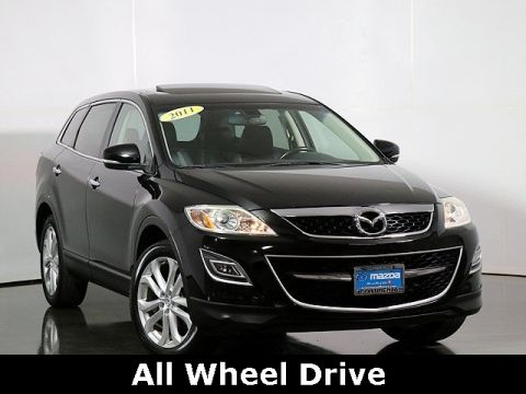 Pre-Owned 2011 Mazda CX-9 Grand Touring All Wheel Drive