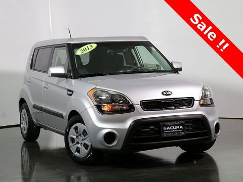 Certified Pre-Owned 2013 Kia Soul Base