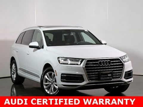 Certified Pre-Owned 2019 Audi Q7 45 Premium Plus