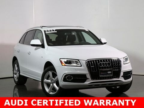 Certified Pre-Owned 2017 Audi Q5 2.0T Premium Plus