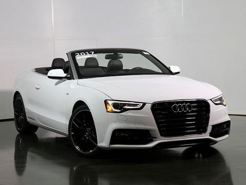 Certified Pre-Owned 2017 Audi A5 2.0T Sport Cab