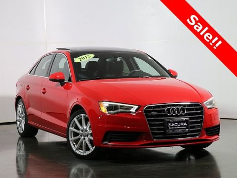 Certified Pre-Owned 2015 Audi A3 2.0T Premium Plus