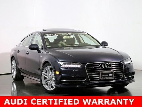Certified Pre-Owned 2017 Audi A7 3.0T Premium Plus