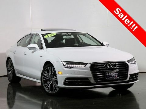 Certified Pre-Owned 2018 Audi A7 3.0T Premium Plus
